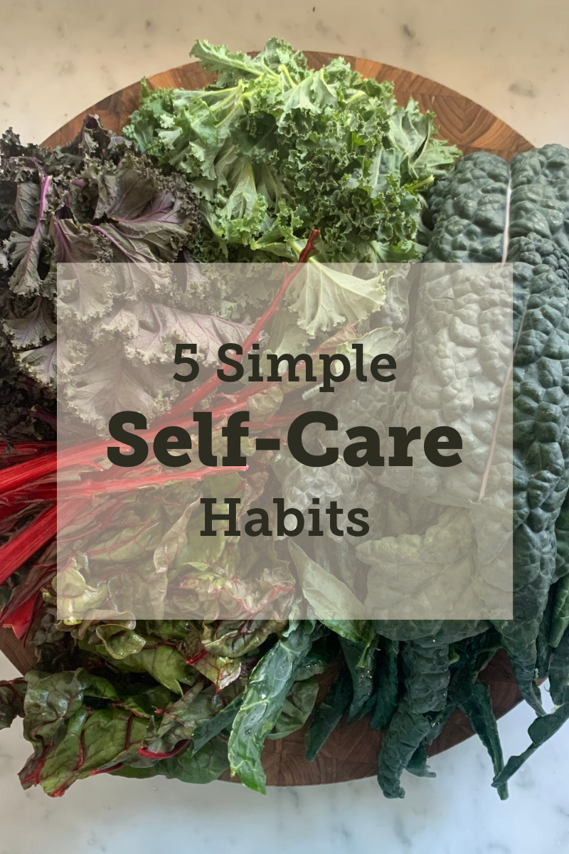 5 Simple Self-Care Habits to Start Practicing Today