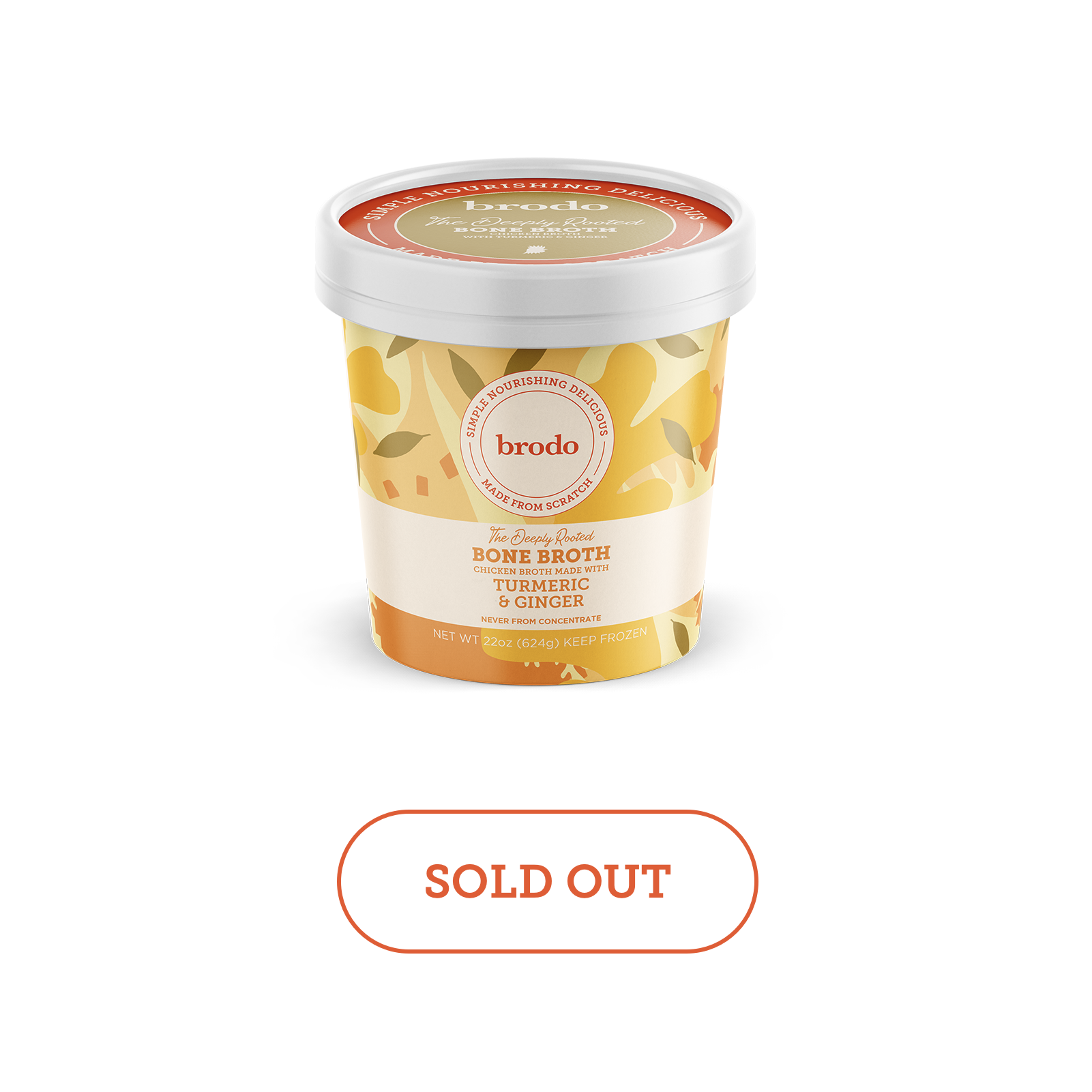 deeply rooted broth blend - sold out