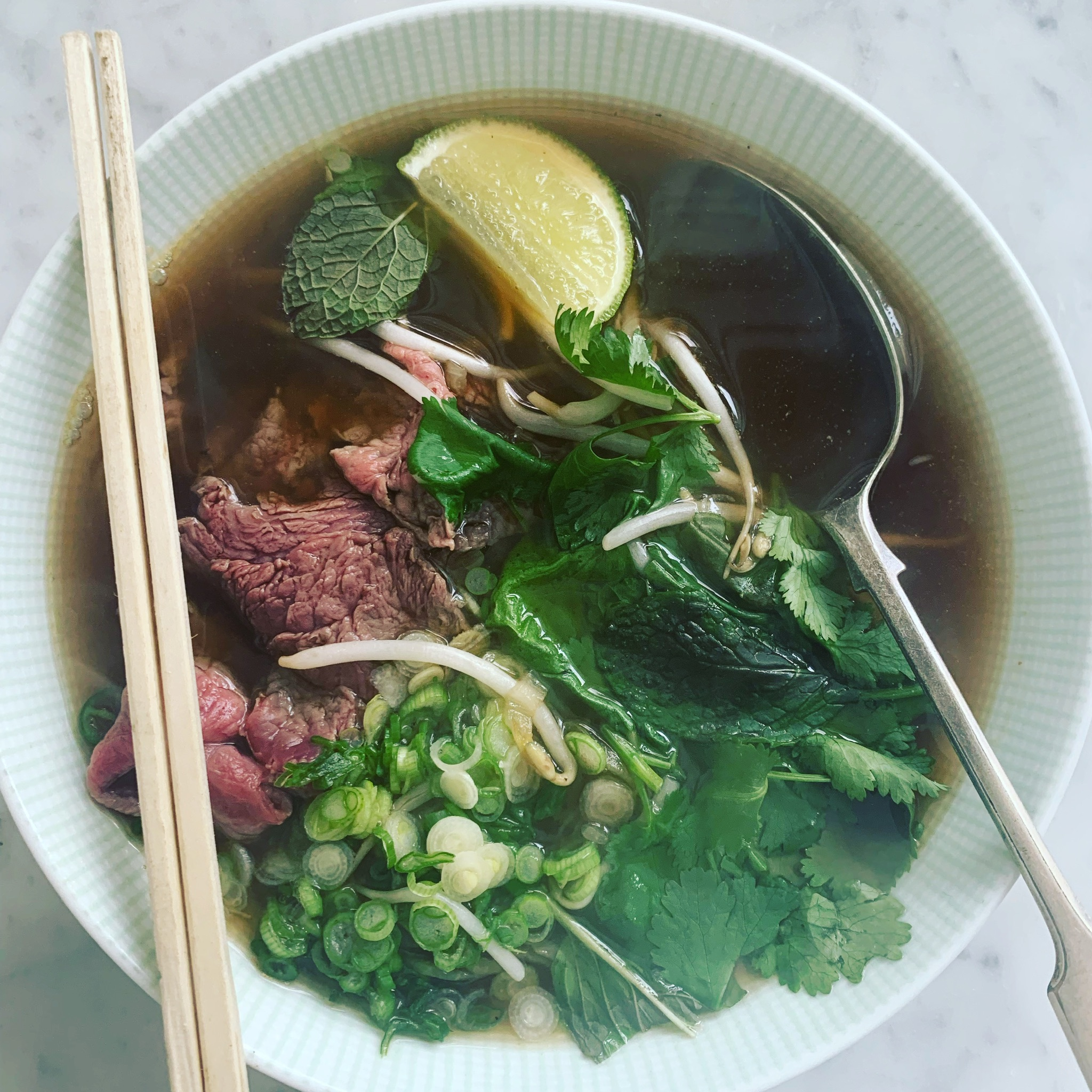 Whole30 Approved Beef Noodle Soup