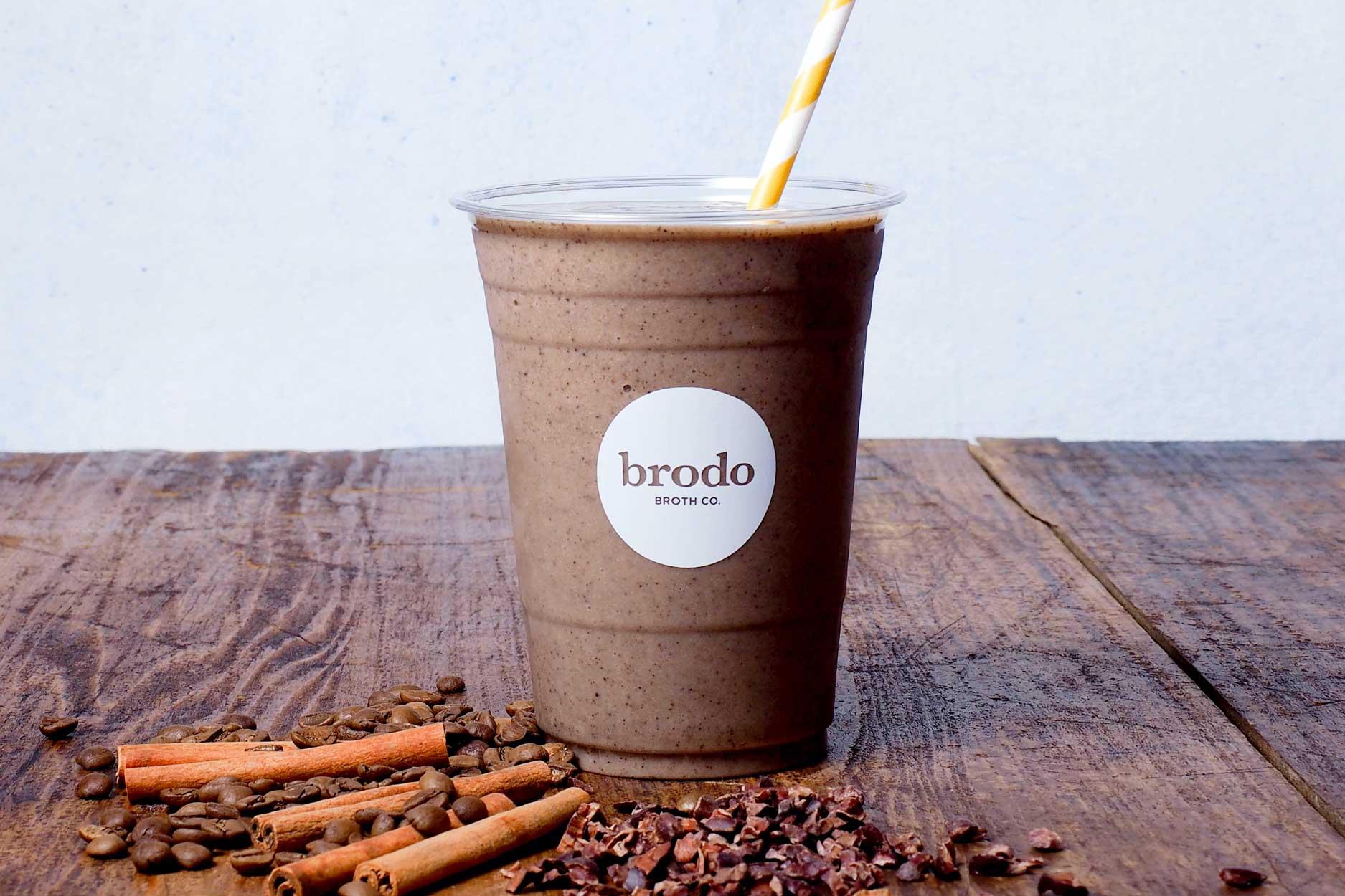 The Coffee Colada Smoothie Recipe